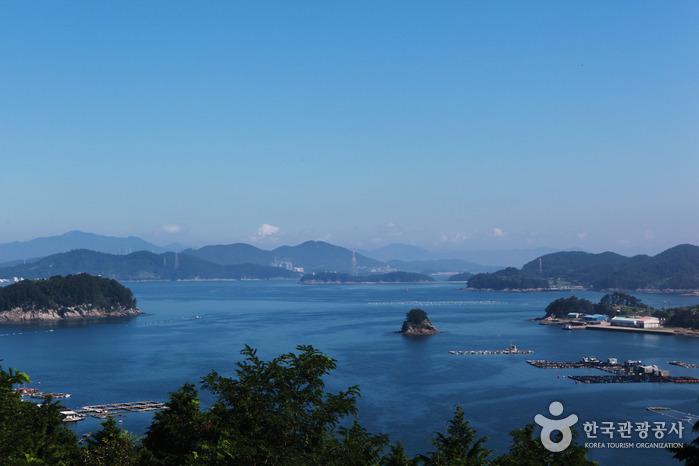 Остров Хансандо (한산도)2
