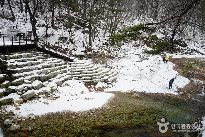 Osaek-Quellen (오색약수터)