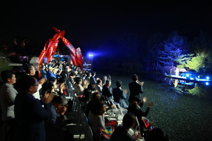 뮤지엄SAN 힐링콘서트 2016 (with 이루마) 사진