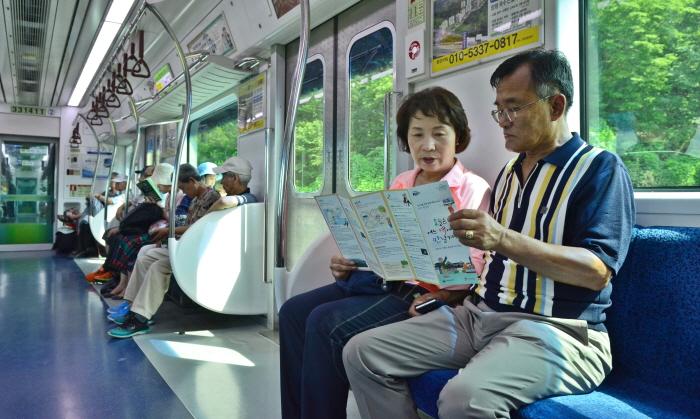 경의중앙선 타고 가볍게 떠나는 서울 근교여행 사진