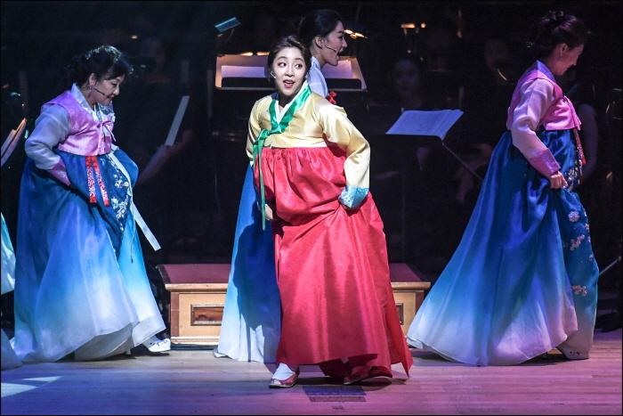 세종문화회관 여름시즌 프로그램-한 여름밤의 광화문  2018