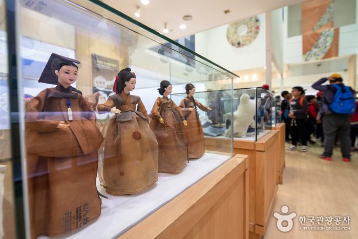 韓国天然染色博物館(한국천연염색박물관)