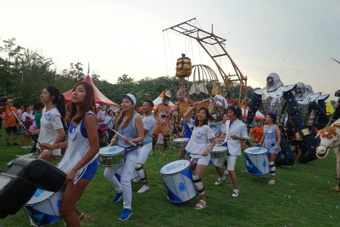 Кукольный фестиваль в Чхунчхоне (춘천인형극제)3