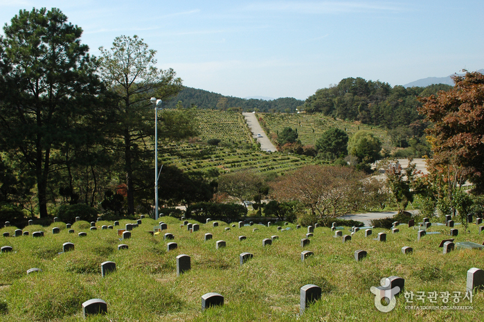 May 18th National Cemetery (국립 5.18 민주묘지)