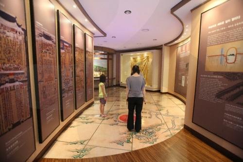Музей крепости Хвасон в Сувоне (수원화성박물관)47
