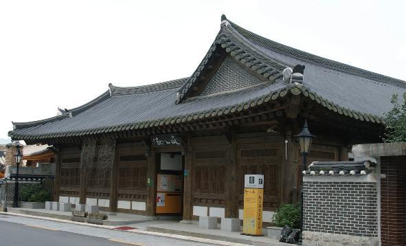 全州傳統酒博物館<br>(전주 전통술박물관)
