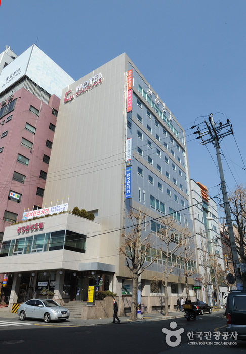 広場ホテル(광장호텔)