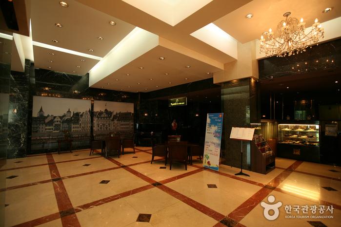 Отель Eldis Regent (엘디스 리젠트 호텔)9