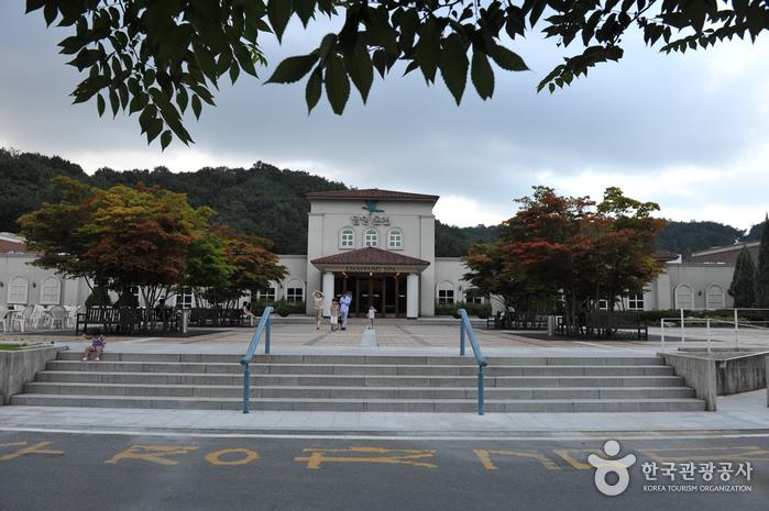 Спа-курорт в Тамяне (담양 리조트 온천)
