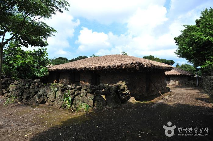 제주 성읍마을 고창환 고택
