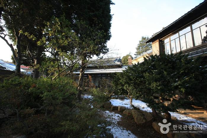 Японский традиционный дом в Кунсане (Дом Хироцу) / (군산 신흥동 일본식가옥(히로쓰 가옥)) 23