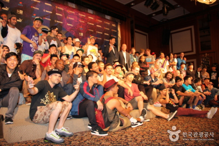 R-16 Korea World B-Boy Masters Championship (R-16 코리아)