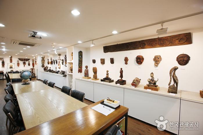 名人博物馆(명인박물관)