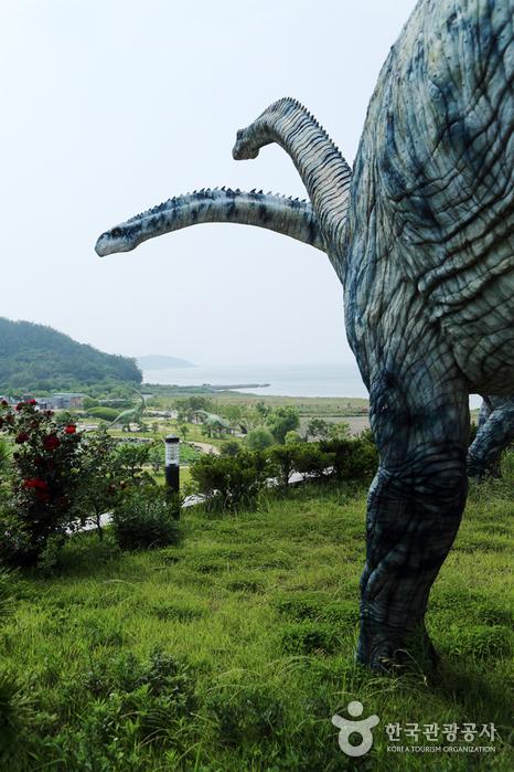 우항리 공룡화석 자연사유적지
