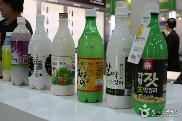 Closed: Makgeolli Expo (막걸리엑스포)