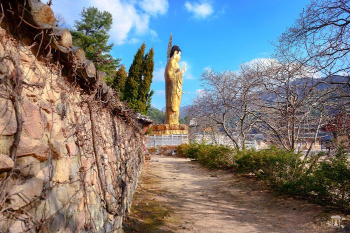Boeun Beopjusa Temple [UNESCO World Heritage] (보은 법주사 [유네스코 세계문화유산])