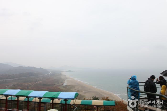 Observatoire de la Réunification à Goseong (Tongil Jeonmangdae) (고성 통일전망대)