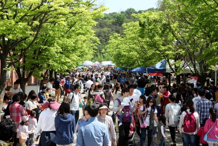 Töpfer-Festival von Icheon (이천 도자기축제)