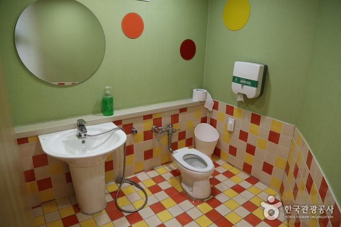 아기방 내 화장실