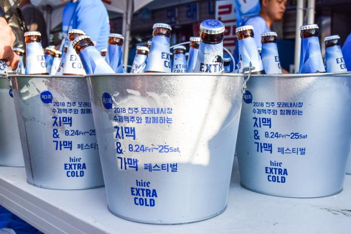 전주모래내시장 치맥&가맥 페스티벌 2019