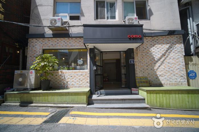 Myeongdong Guesthouse Como [Korea Quality] / 명동게스트하우스 꼬모 [한국관광 품질인증/Korea Quality]