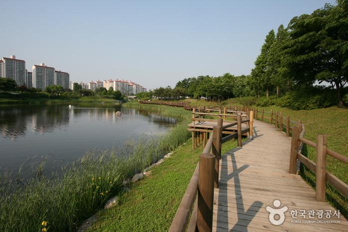 長子湖公園(장자호수공원)