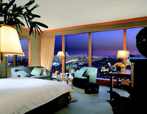 142733 그랜드 하얏트 서울 Deluxe Room (New Window)
