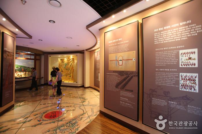Музей крепости Хвасон в Сувоне (수원화성박물관)46
