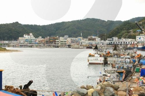江口港(강구항)
