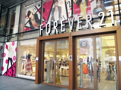 Forever21 Myeongdong Branch Official Korea Tourism Organization