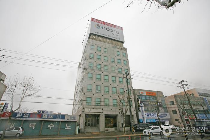 ベニキアホテル浦項(베니키아 호텔 포항)