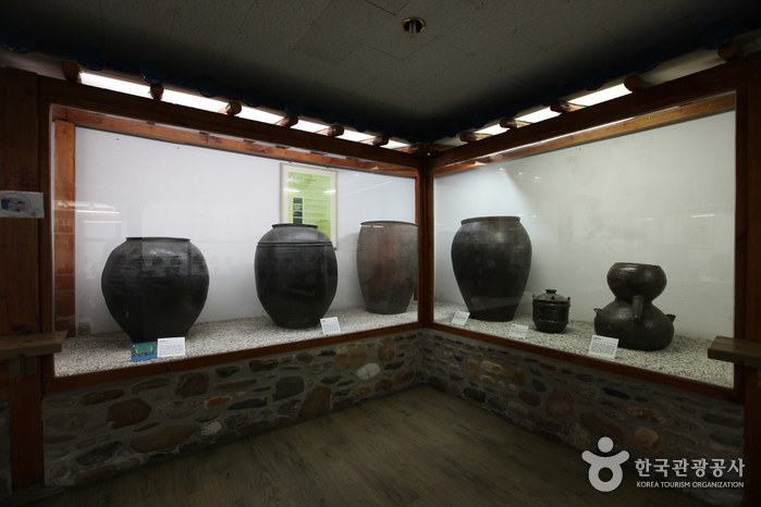 Onggi-Volkskundemuseum  (옹기민속박물관)