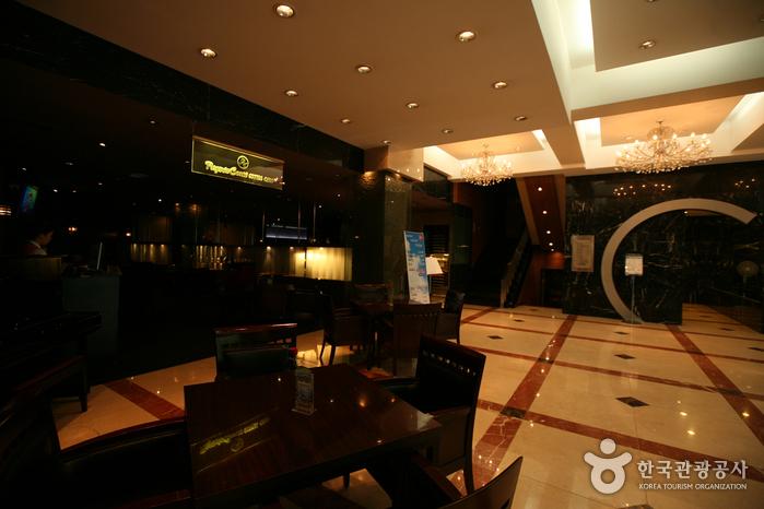 Отель Eldis Regent (엘디스 리젠트 호텔)8