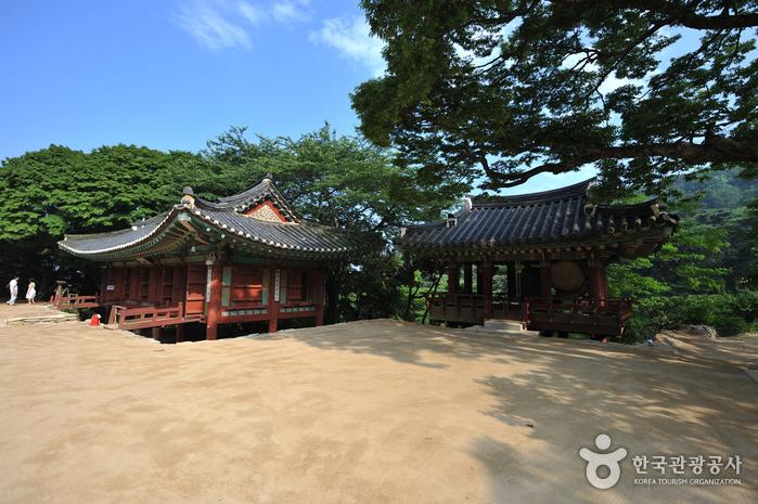 Jeondeungsa Temple (전등사)