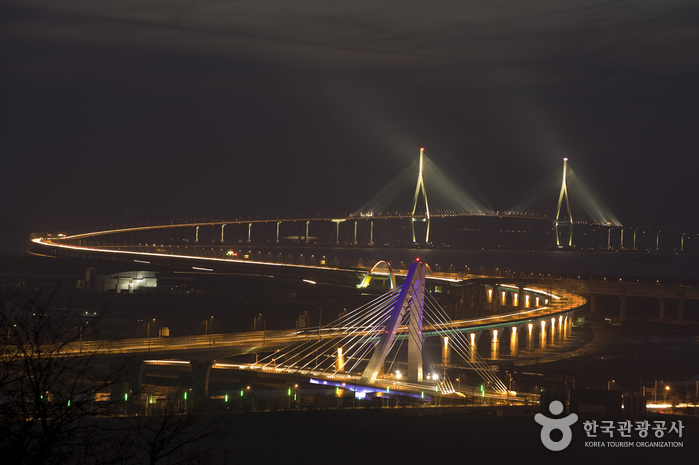 Incheon-Brücke (인천대교)