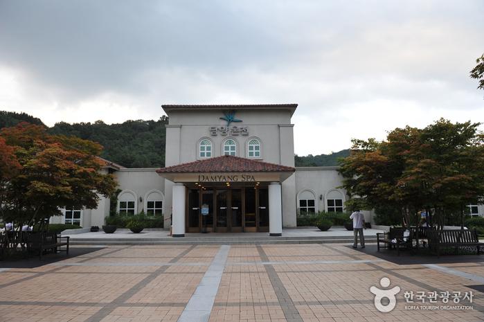 Спа-курорт в Тамяне (담양 리조트 온천)6