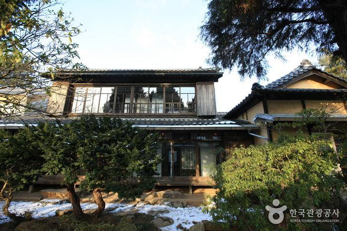 Японский традиционный дом в Кунсане (Дом Хироцу) / (군산 신흥동 일본식가옥(히로쓰 가옥)) 22