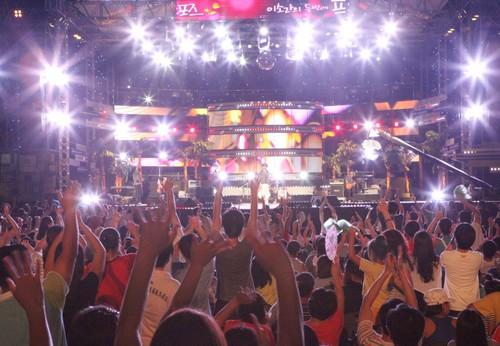 Korea Music Festival...