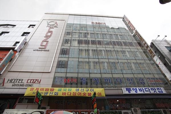 Hotel Myeongdong - Goodstay (호텔명동 [우수숙박시설 굿스테이])