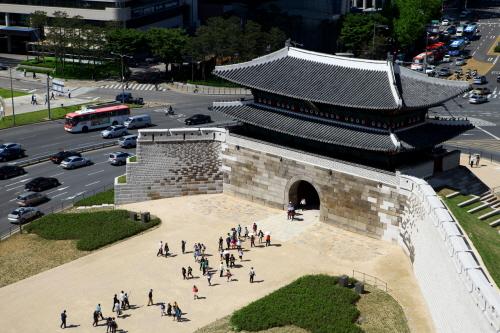 Sungnyemun Gate (Nam...