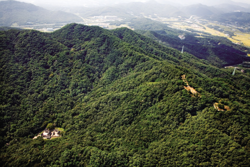 Seolbongsan Mountain (설봉산)