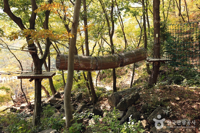 국립 방장산자연휴양림