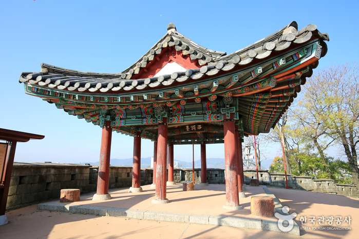 Крепость Чинчжусон (진주성)4