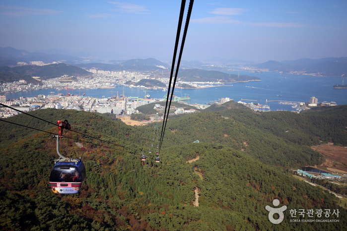 Mireuksan Mountain (Tongyeong) (미륵산(통영))