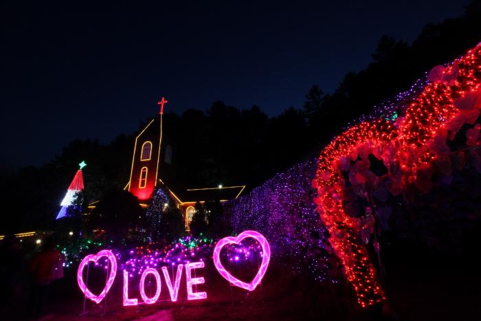 허브아일랜드 불빛동화축제 - 라이팅&일루미네이션  사진6