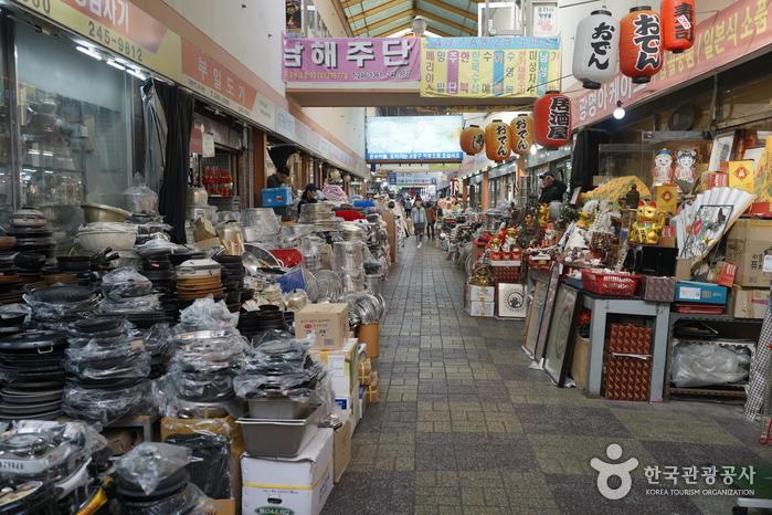 Gukje Market (남포동 국제시장)