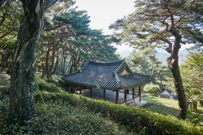 수양공원 (구 산성공원)