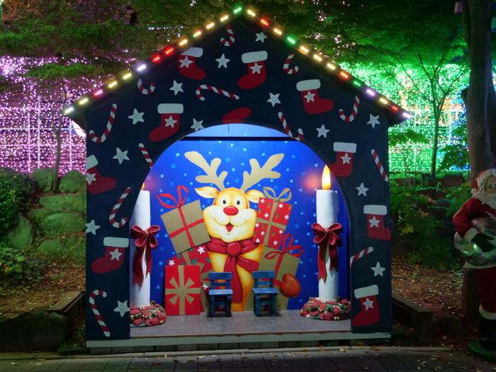 안산 별빛마을 로바니에미 산타마을 빛축제 2018  사진13