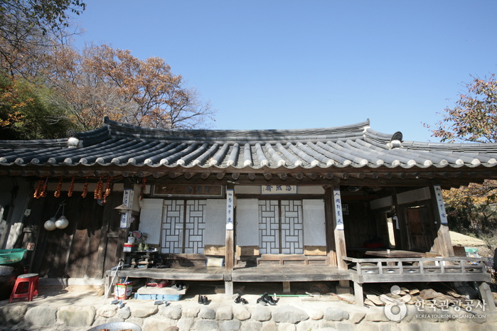Uhyangdaok House (Yu...