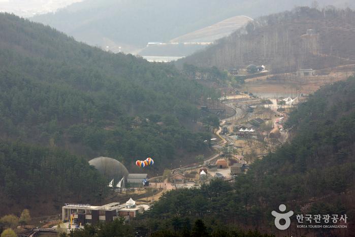 Daegaya History Theme Park (대가야 역사테마관광지)